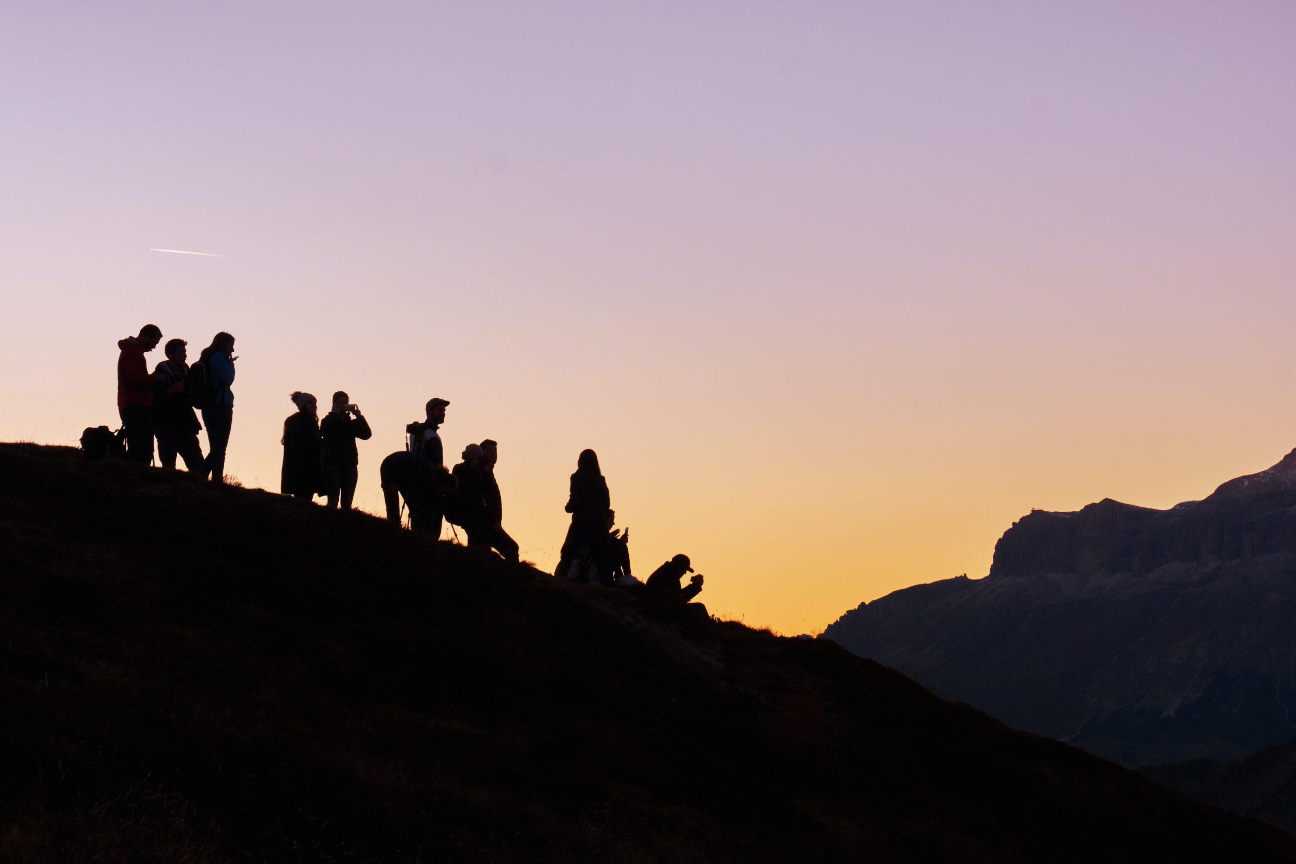 Latinlingua united in mountain